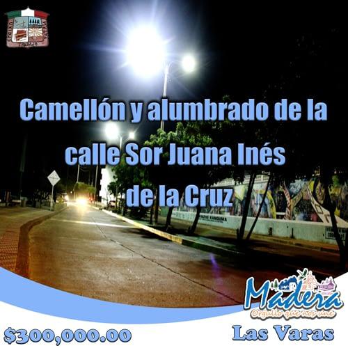 Camellón-y-alumbrado-calle-Sor-Juana-Ines-de-la-Cruz