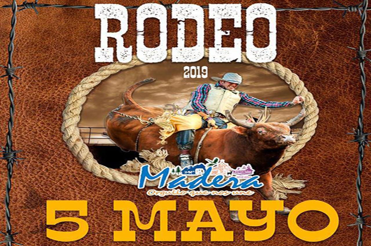 Convocatoria Rodeo Mayo 2019