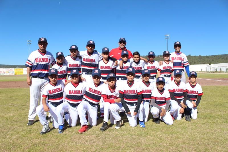 Inicia Estatal De Béisbol Sub-12
