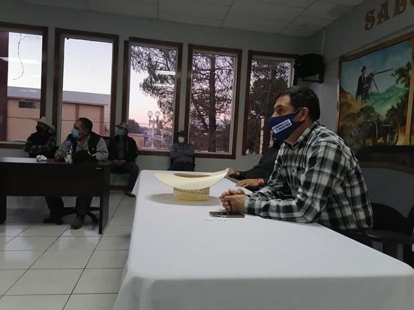 BUSCA MUNICIPIO IMPULSAR EL SECTOR TRUCHERO EN LA REGIÓN