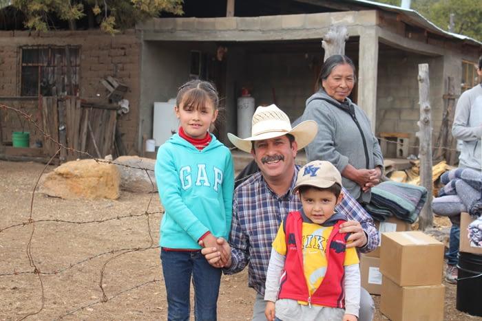 "Visita Alcalde Municipal Comunidad ""Arturo Gámiz"""