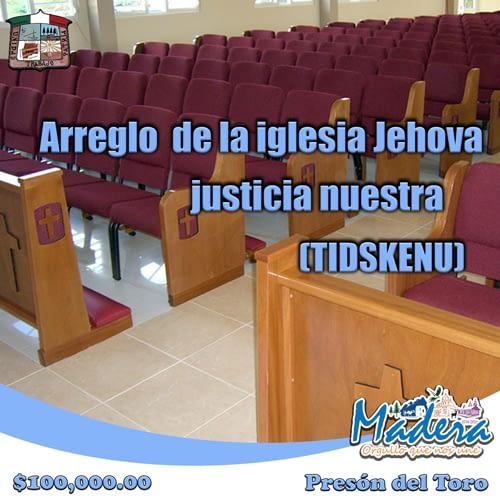Arreglo-de-la-iglesia-Jehova-justicia-nuestra