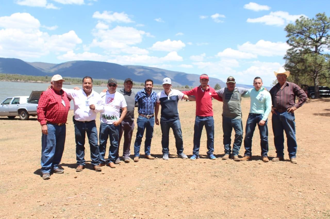 Todo Un Éxito El Primer Campeonato Pesca De Carpa Modalidad Orilla